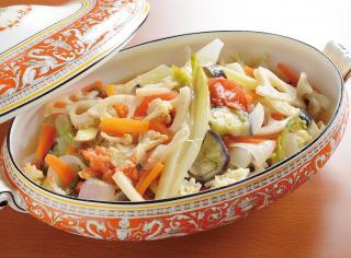 ギリシャ風 野菜のマリネ