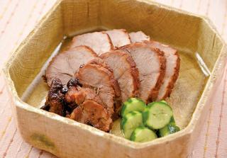 炊飯器で作る 豚もも肉のチャーシュー