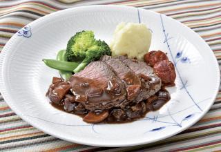 牛肉のブレゼ